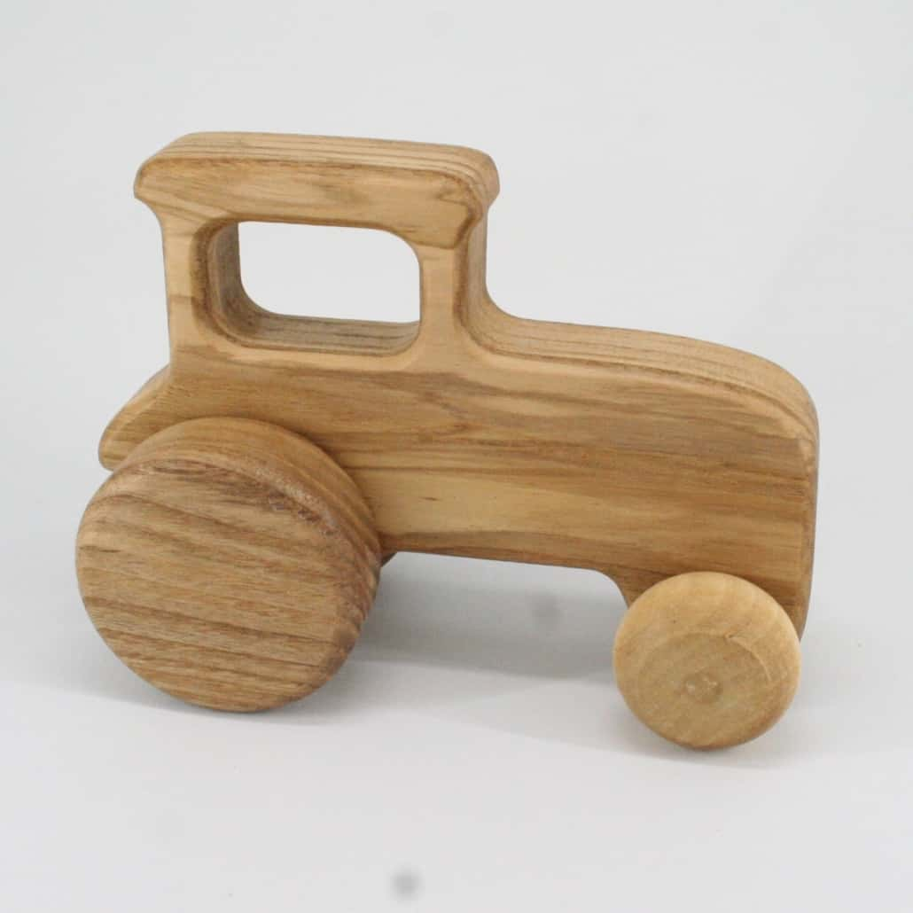 traktor træ