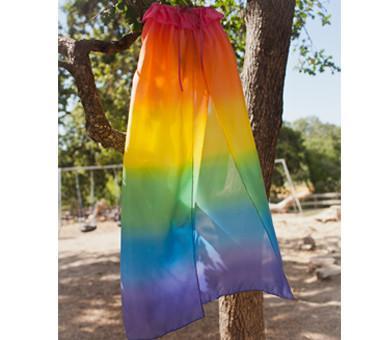 Kappe - regnbue