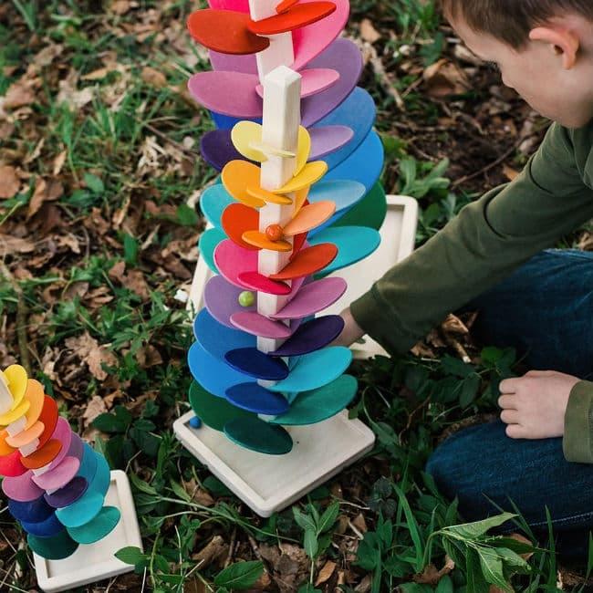 Klangtræ fås i tre forskellige størrelser