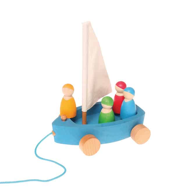grimms båd