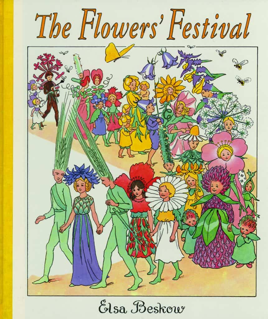 Elsa Beskow The Flowers' Festival