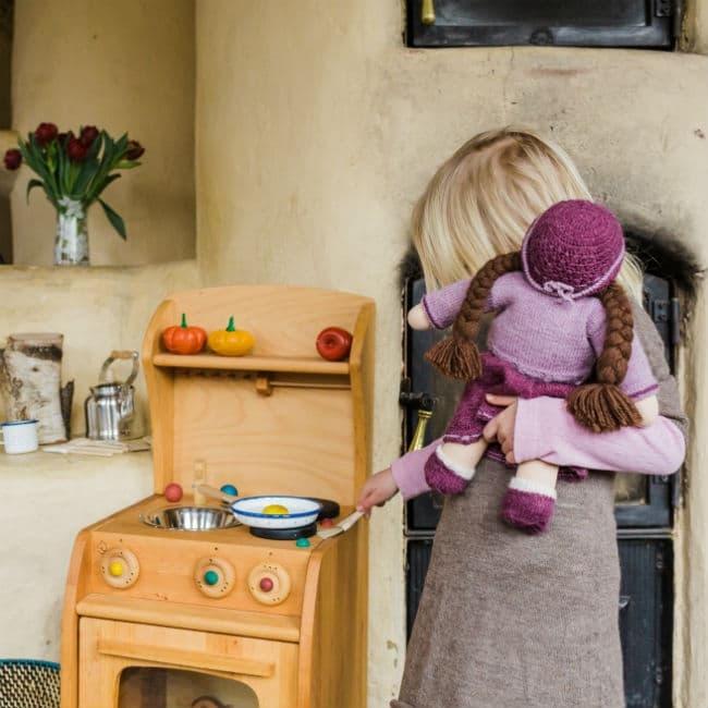 Legekøkken til børn