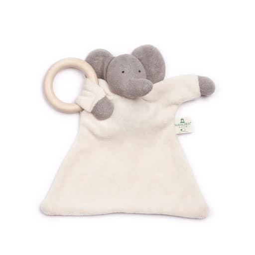 Nanchen – sutteklud med ahornring – elefant