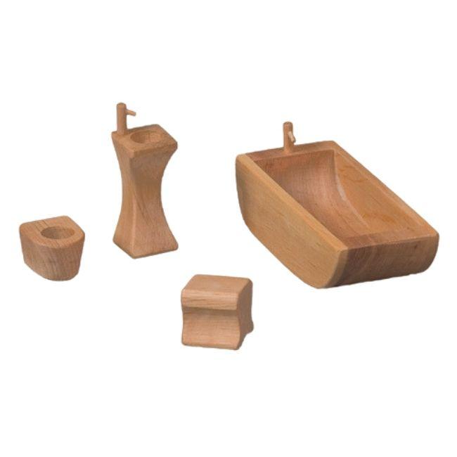 Dukkehusmøbler Badeværelse