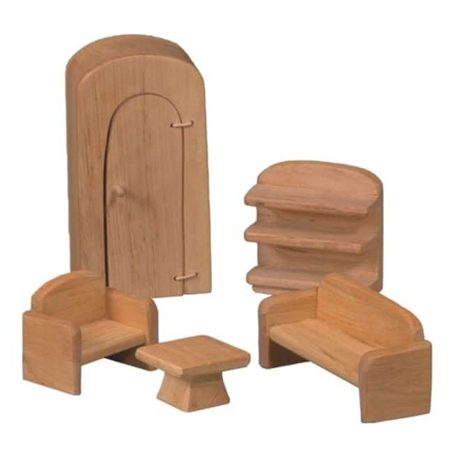 Dukkehusmøbler Stue