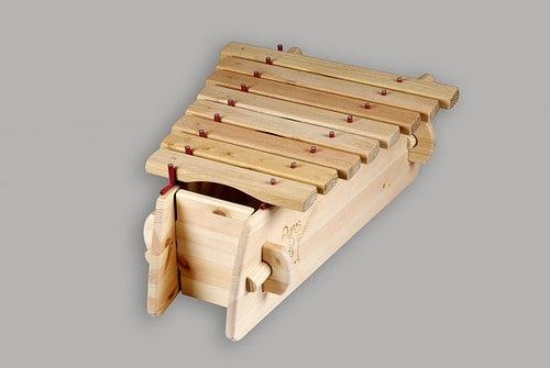 Træ Marimba med 8 toner