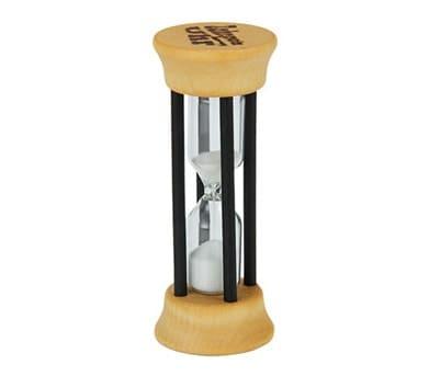 timeglas til brug ved tandbørstningen