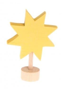 """Dekorativ Figur """"stjerne"""""""