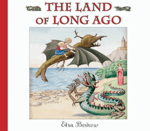 Elsa Beskow The Land of Long Ago