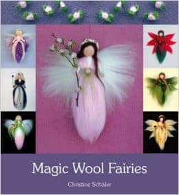 Magic Wool fairies uld engle