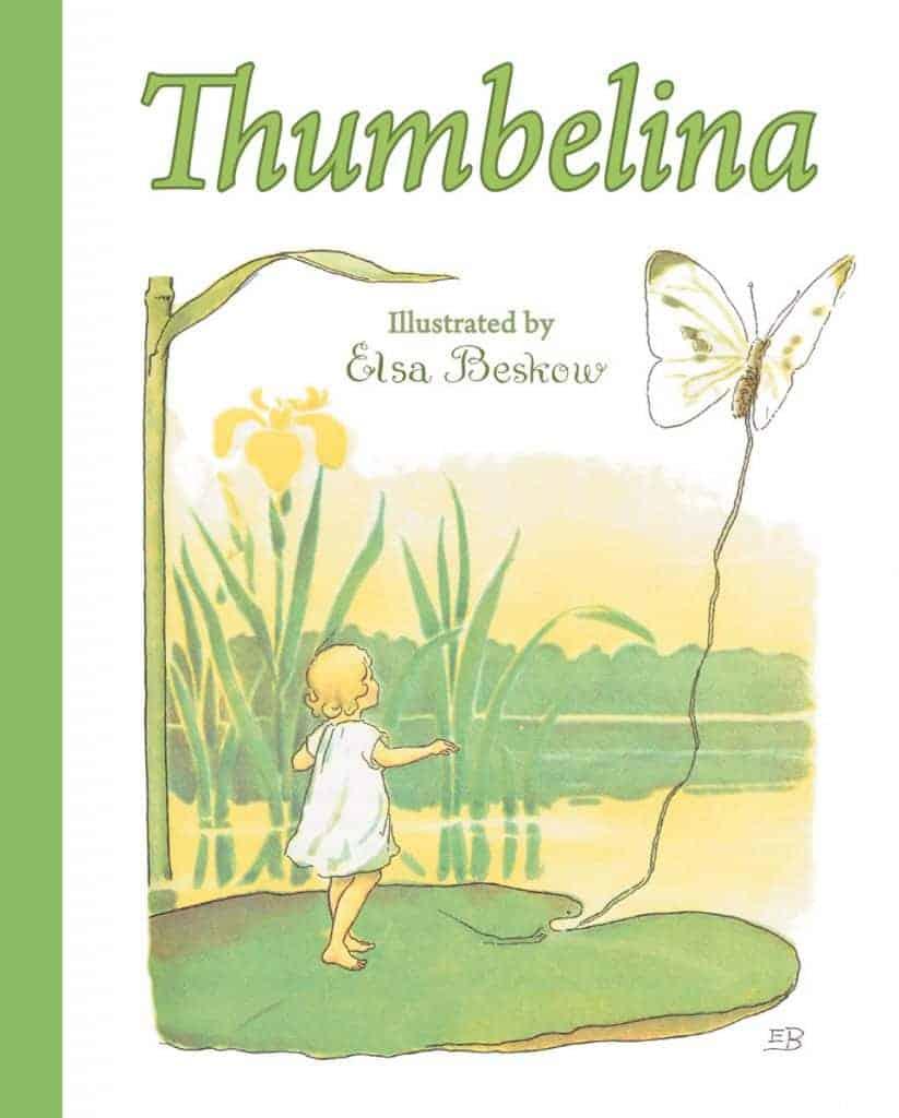 Elsa Beskow Thumbelina Tommelise