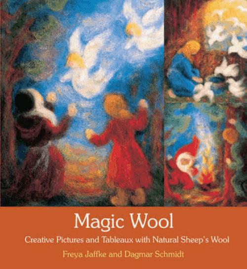 magic Wool filtbilleder filt eventyr