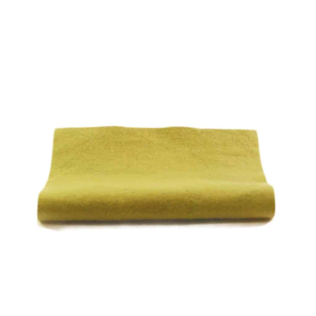 filt lyserød uld plantefarve økologisk filtstykke