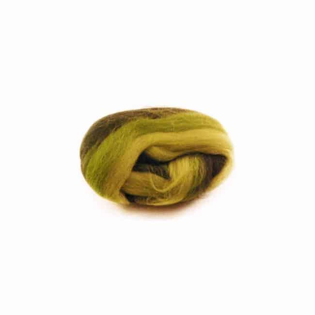 merinould grønne farver