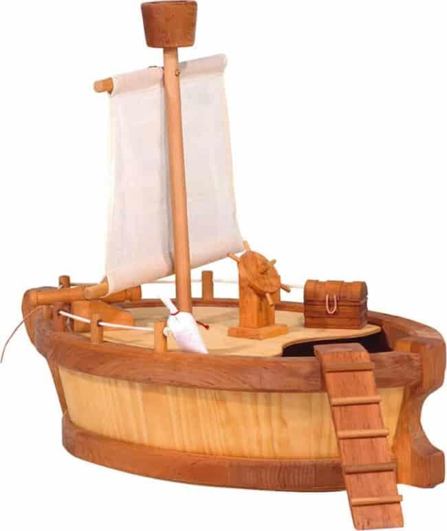 Sørøverskib ostheimer