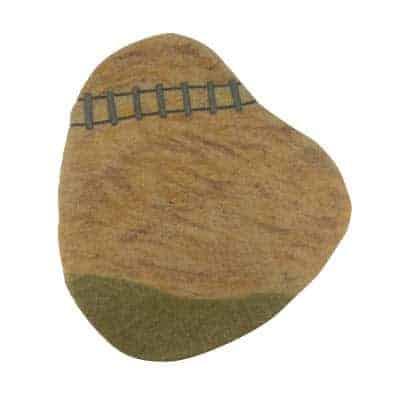 legetæppe filt uld