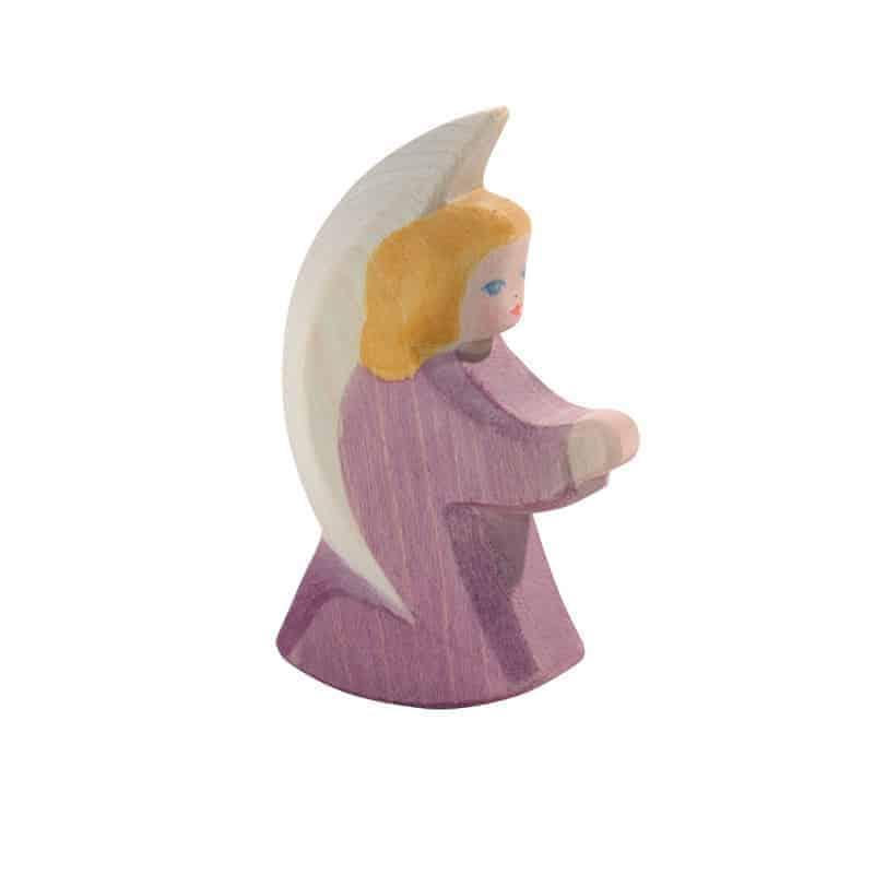 Engel på knæ - Lilla