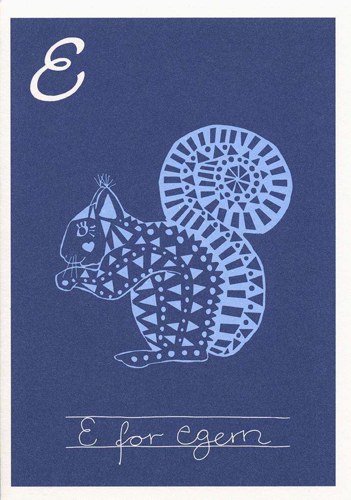 E for egern