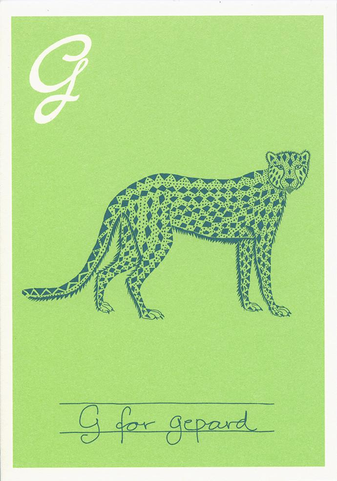 G for gepard