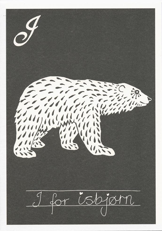 I for isbjørn