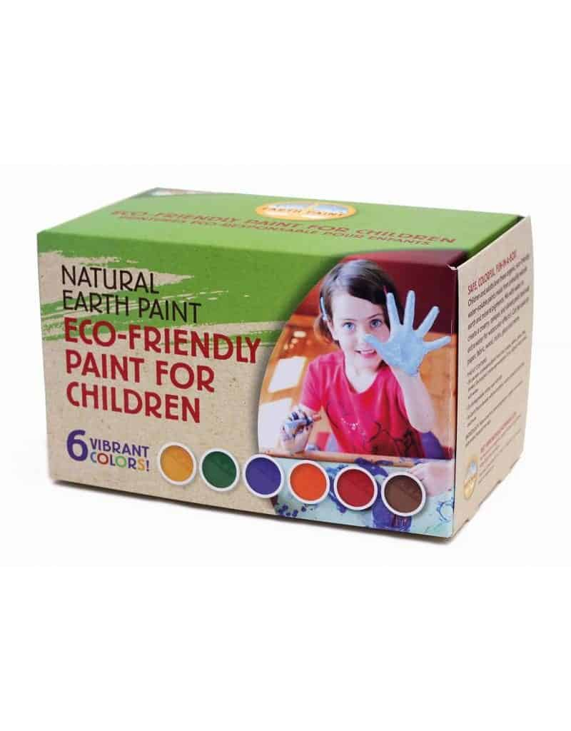 Earth Paint maling - stort sæt