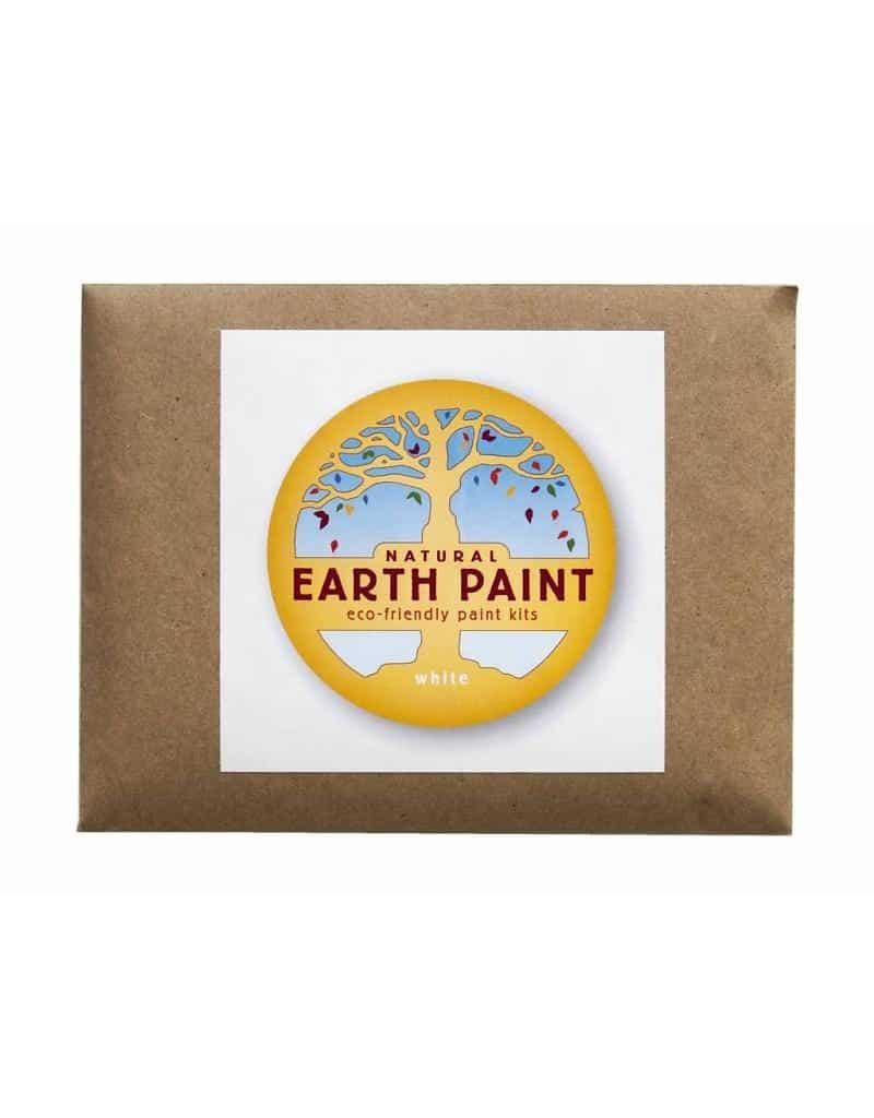 Earth Paint maling - hvid