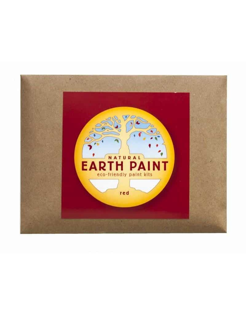 Earth Paint maling - rød