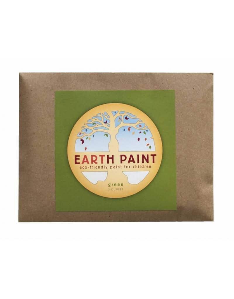 Earth Paint maling - grøn
