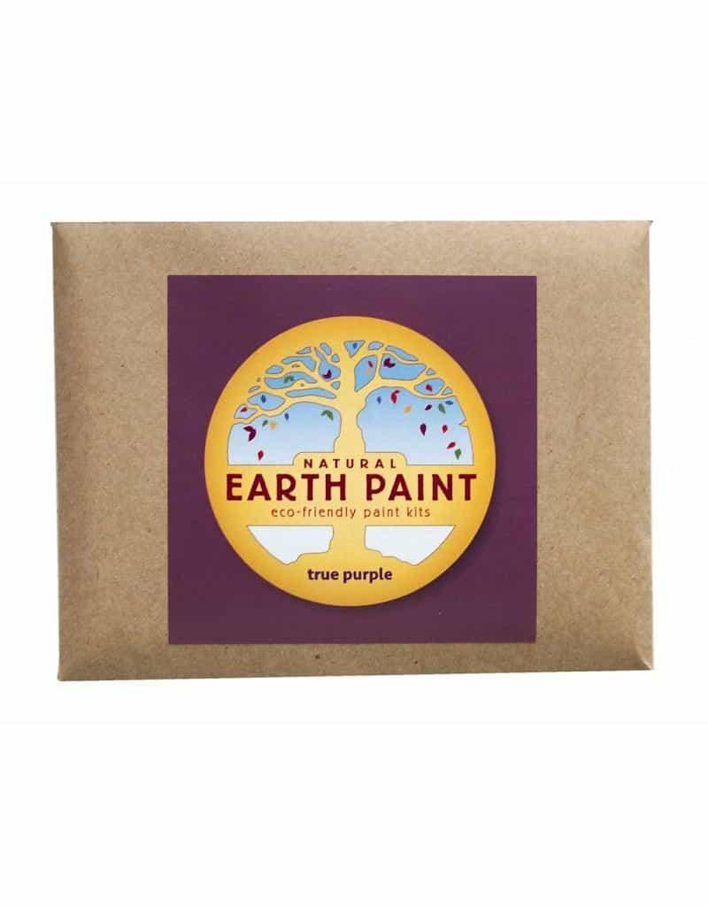 Earth Paint maling - lilla