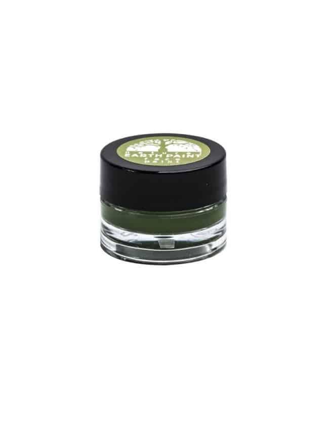 Ansigtsmaling - grøn