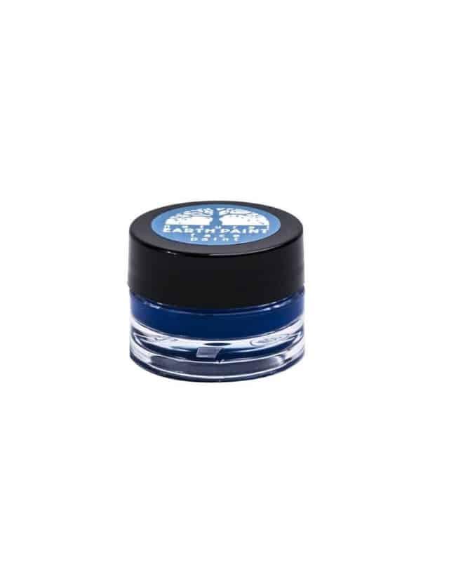 Ansigtsmaling - blå