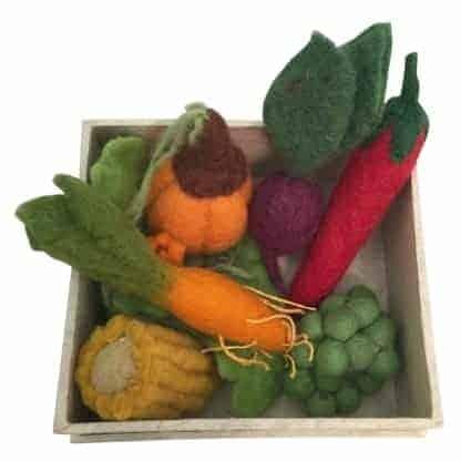 filt grøntsager