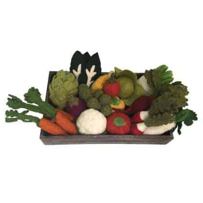 legemad filt grønskasse
