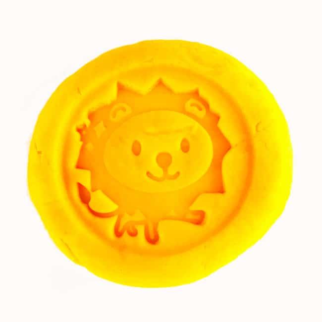 Ailefo stempel - løve