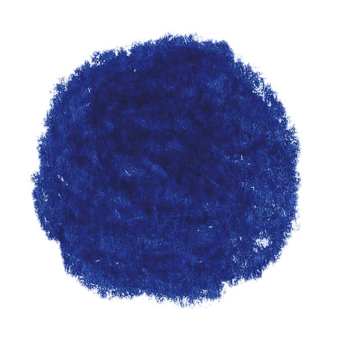 Bivoksstift - 10 ultramarine