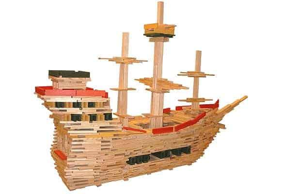 KAPLA skib