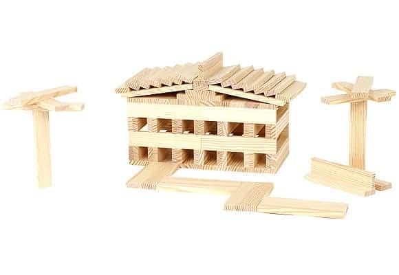 KAPLA bygning