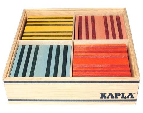 KAPLA i 8 farver - 100 stk