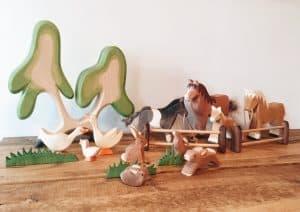 Bondegårdsdyr ostheimer