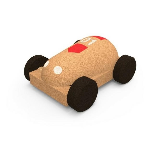 Bil i kork