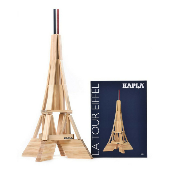 KAPLA Eiffel Tower